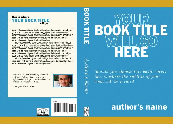 Simple Book Cover Design Templates : Master press christian book publishing company